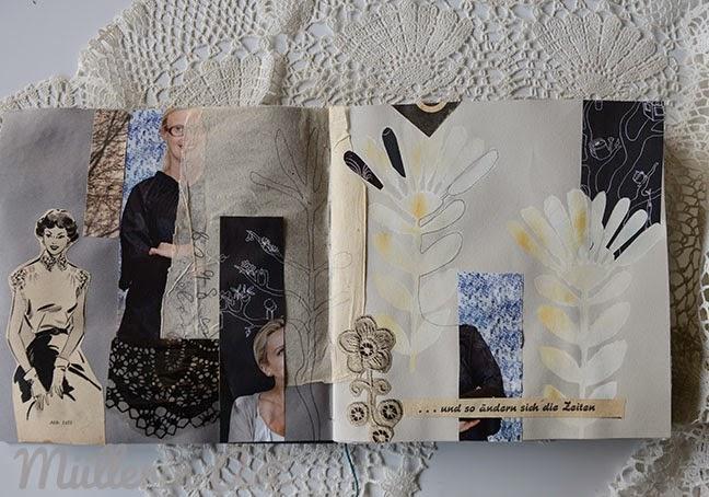 Skizzenbuch nach Müllerin Art
