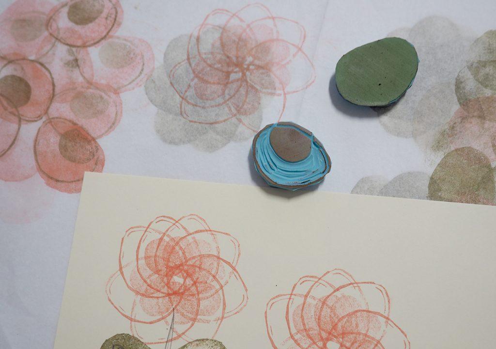 Stempeleier von Susanne ©nahtlust.de ©muellerinart