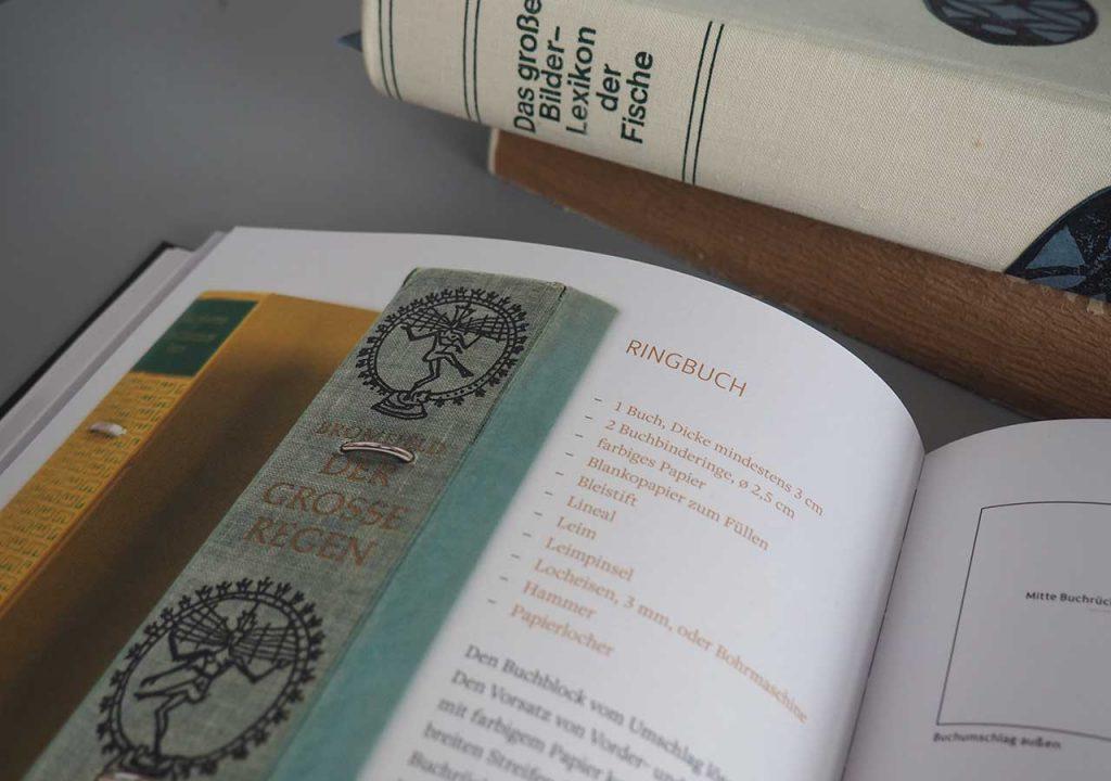 Buchrezension Schönes Papier ©muellerinart