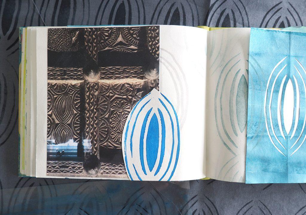 Skizzenbuch nach ©muellerinart