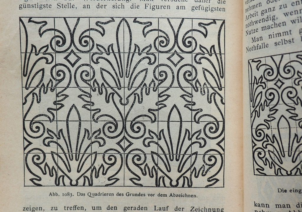 Aus dem Nähkästchen Thérèse de Dillmont ©muellerinart