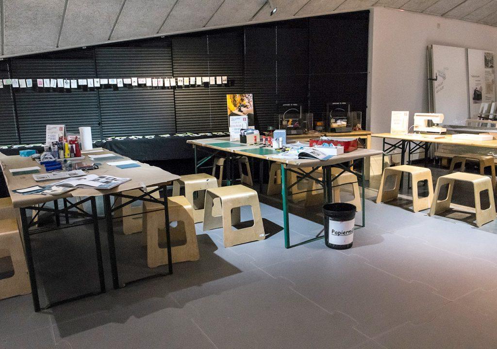 Buchparty im Papiermuseum Papiermühle Alte Dombach ©brigittebalser