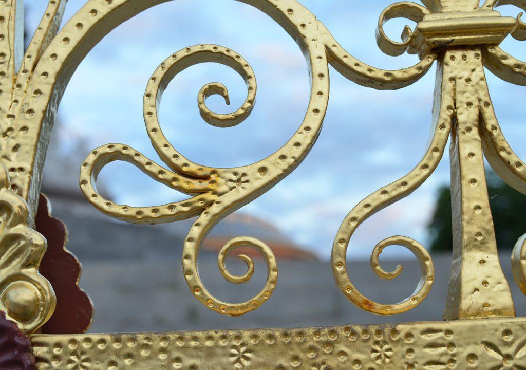 Spiral-und Schnörkel-Muster-Mittwoch ©muellerinart