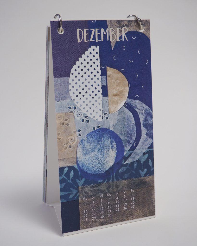 Zweihändig Kalender 2020 ©muellerinartstudio