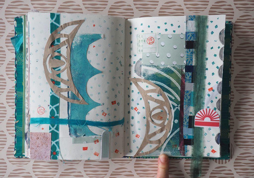 November-Skizzenbuch nach ©muellerinart