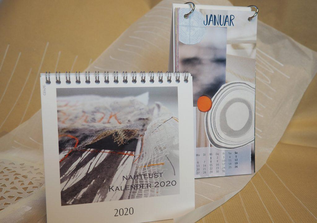 kalender 2020 ©muellerinart