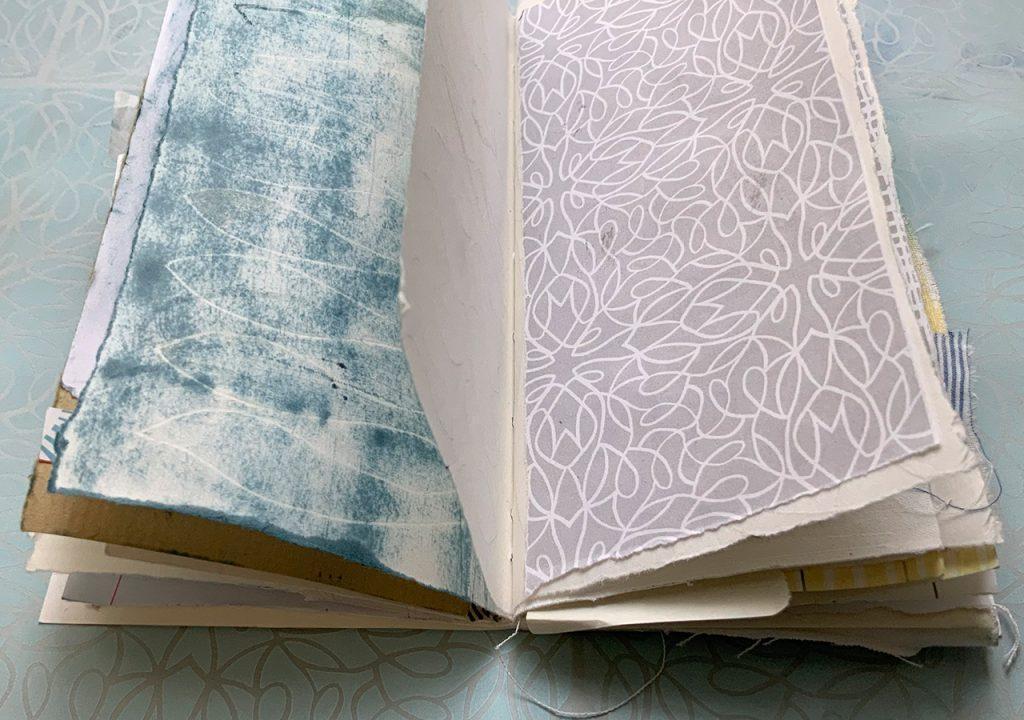 Weißbuch, Skizzenbuch nach ©muellerinart