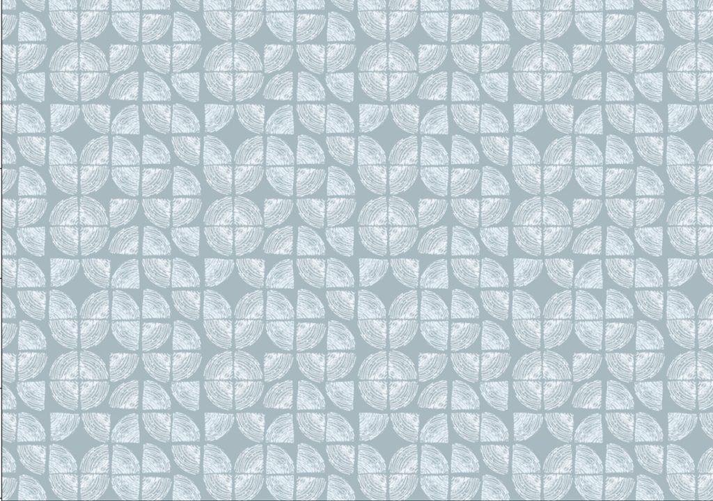 Zaunpfahl-Muster nach ©muellerinart