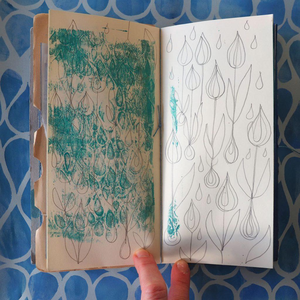 Tropfenbuch ©muellerinart