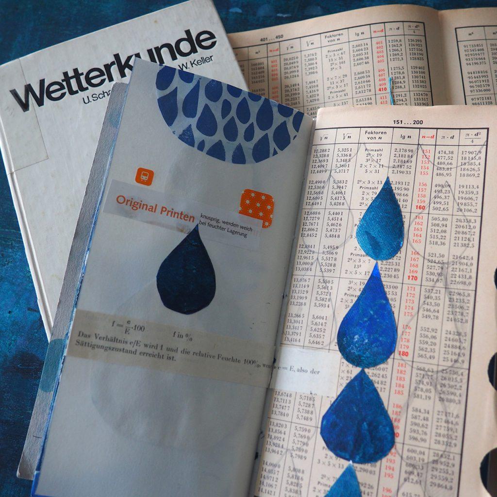 Tropfenbuch nach ©muellerinart