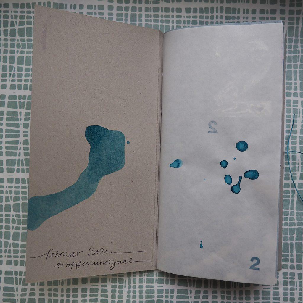Tropfenbuch MittwochsMIX ©muellerinartstudio