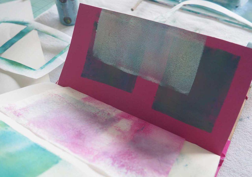 Pink + Fläche nach ©muellerinart