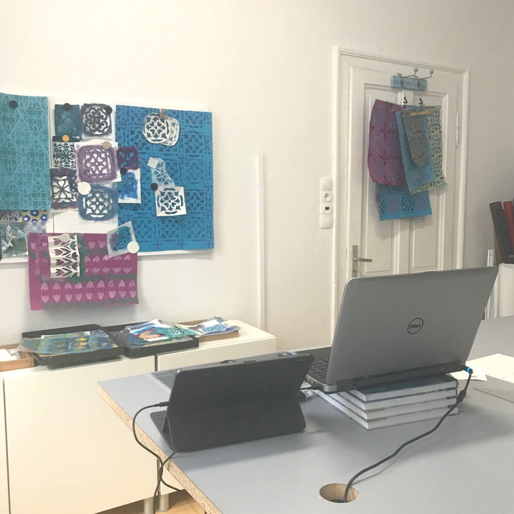 Müllerin Art Studio ©muellerinart