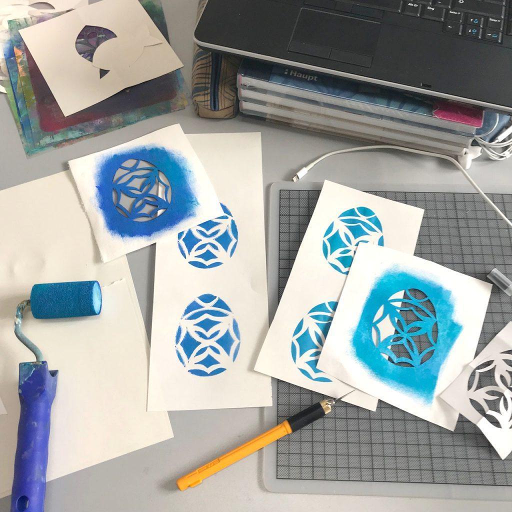 onlineworkshop ©muellerinart