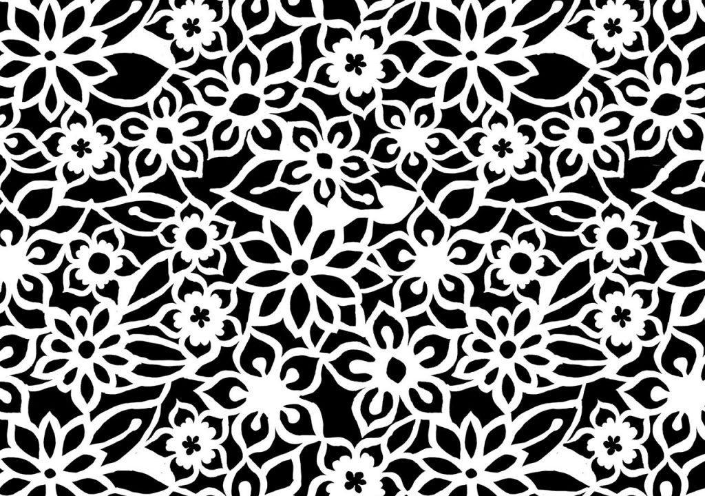 Kirschblüten-Muster ©muelleriartstudio