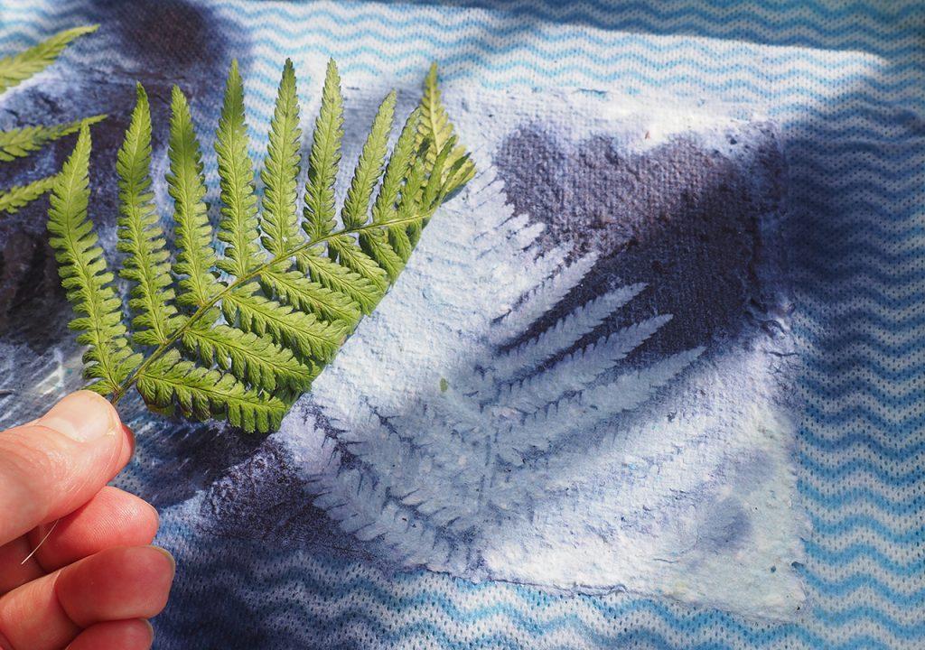 Papierschöpfen nach  ©müllerinartstudio