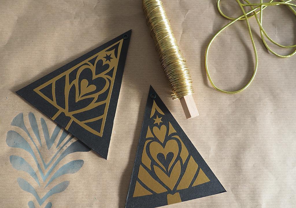 gold und weich, Vinylfolie ©muellerinartstudio