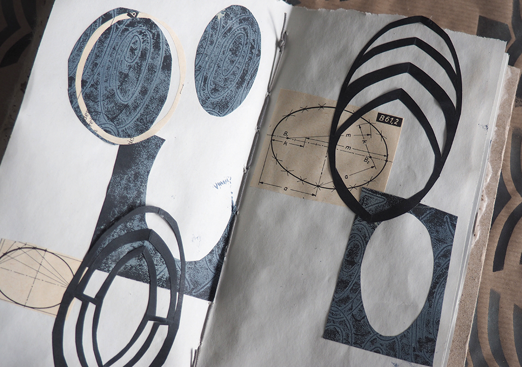 Ovalbuch November nach ©muellerinart