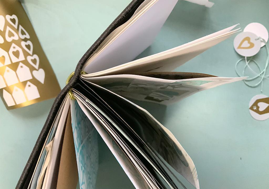 Dezemberbuch ©muellerinartstudio