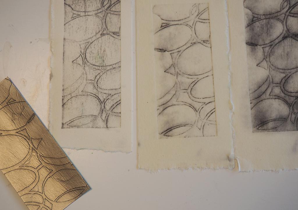 Lichtkringel Milchtütendruck  ©muellerinartstudio