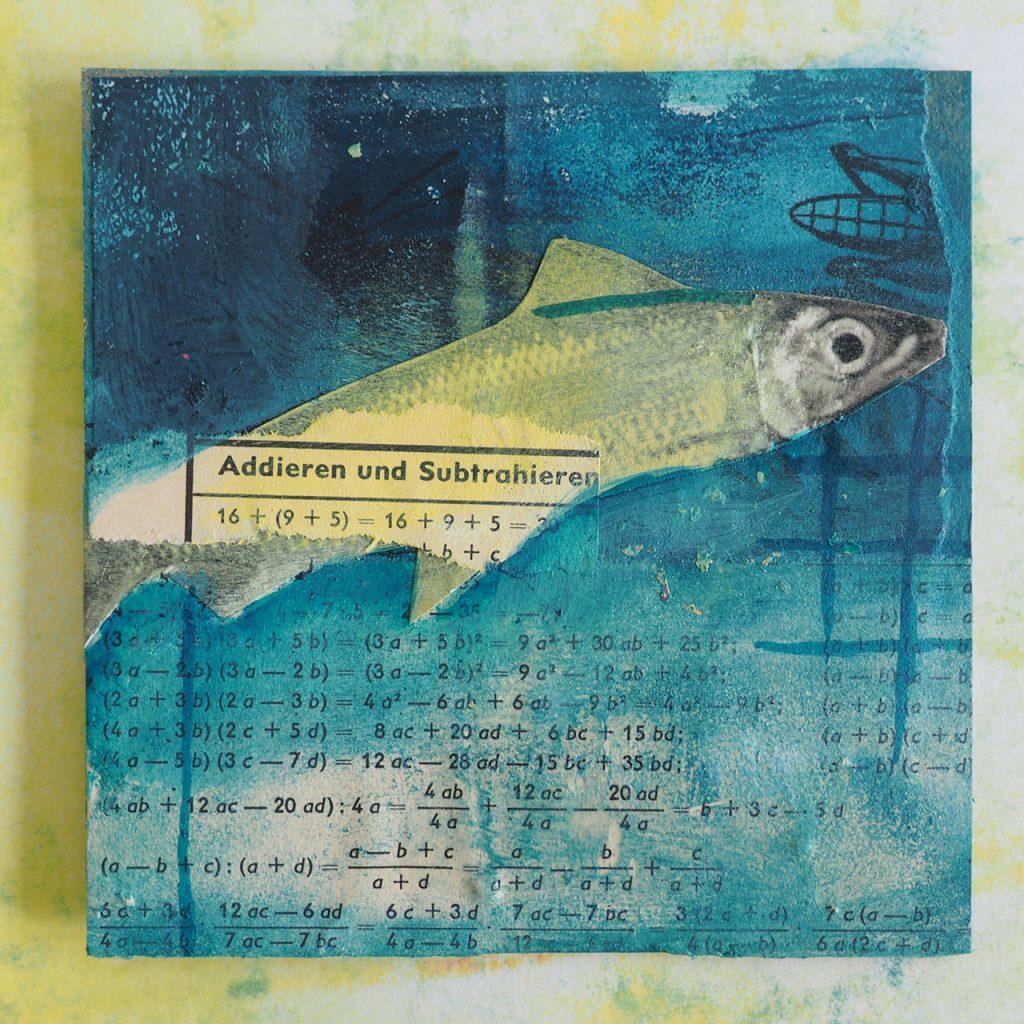 Miniaturfisch: Mathematik ©muellerinart