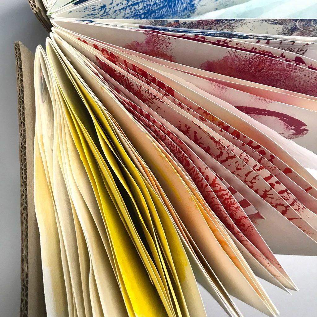 Buntes Buch  ©Müllerin Art