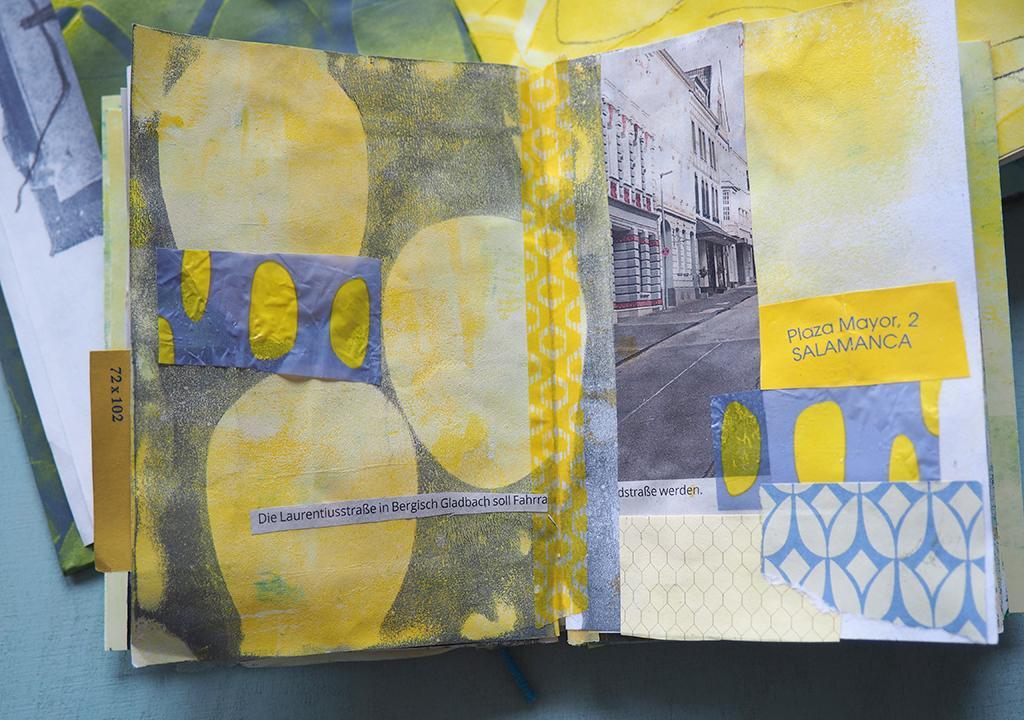 Collage nach ©Müllerin Art