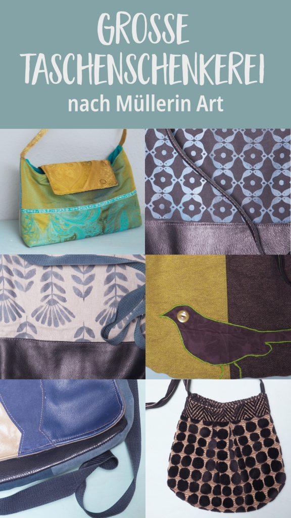 Taschenschenkerei nach ©muellerinart