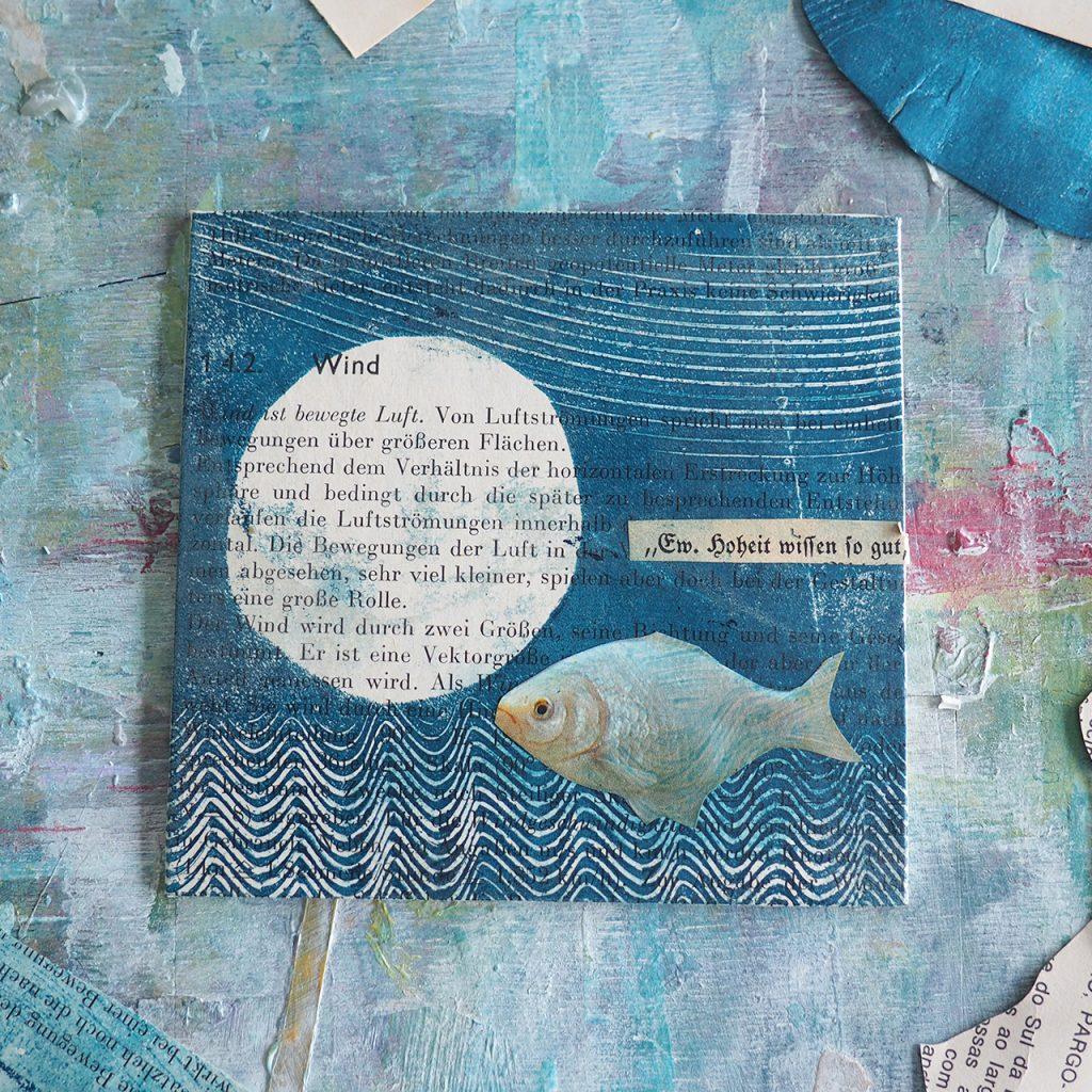 Fisch Minaturen ©muellerinart