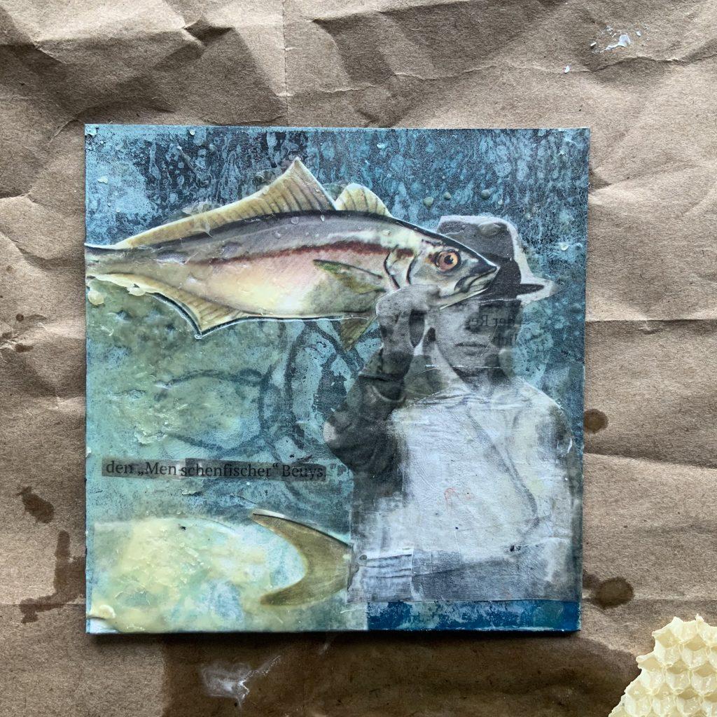 Beuys  Collage ©muellerinart