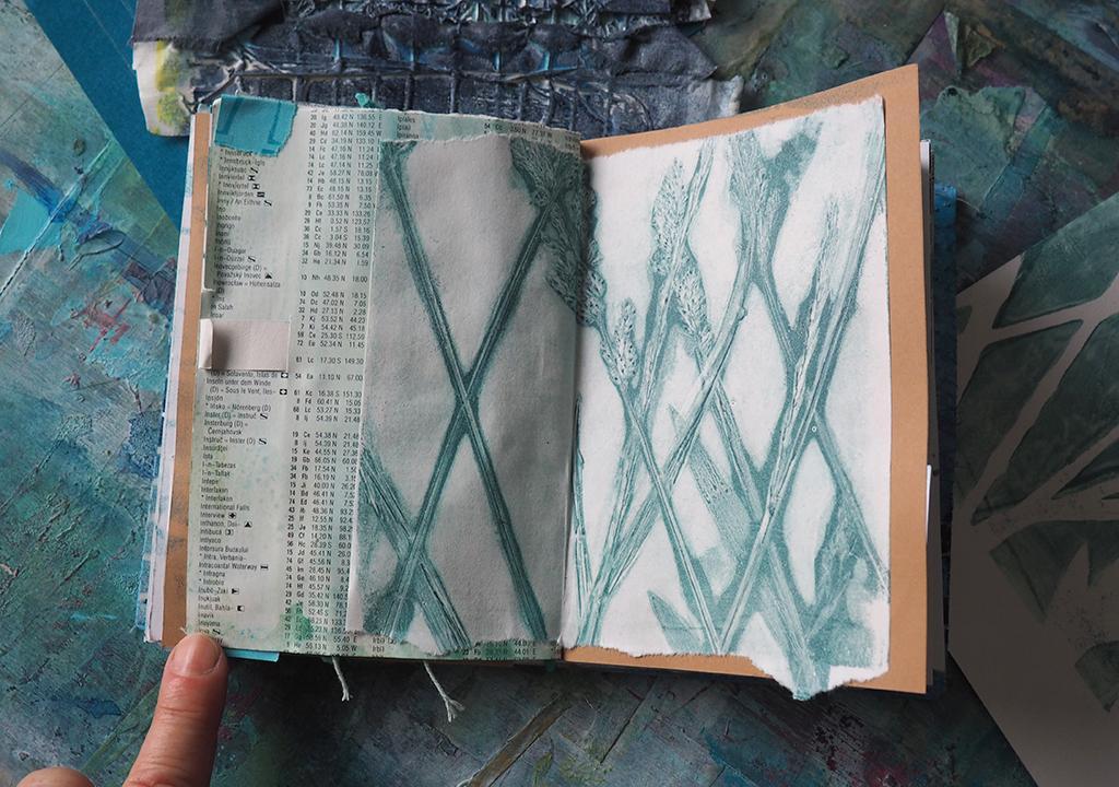 Gewebebuch nach Müllerin Art ©muellerinartstudio