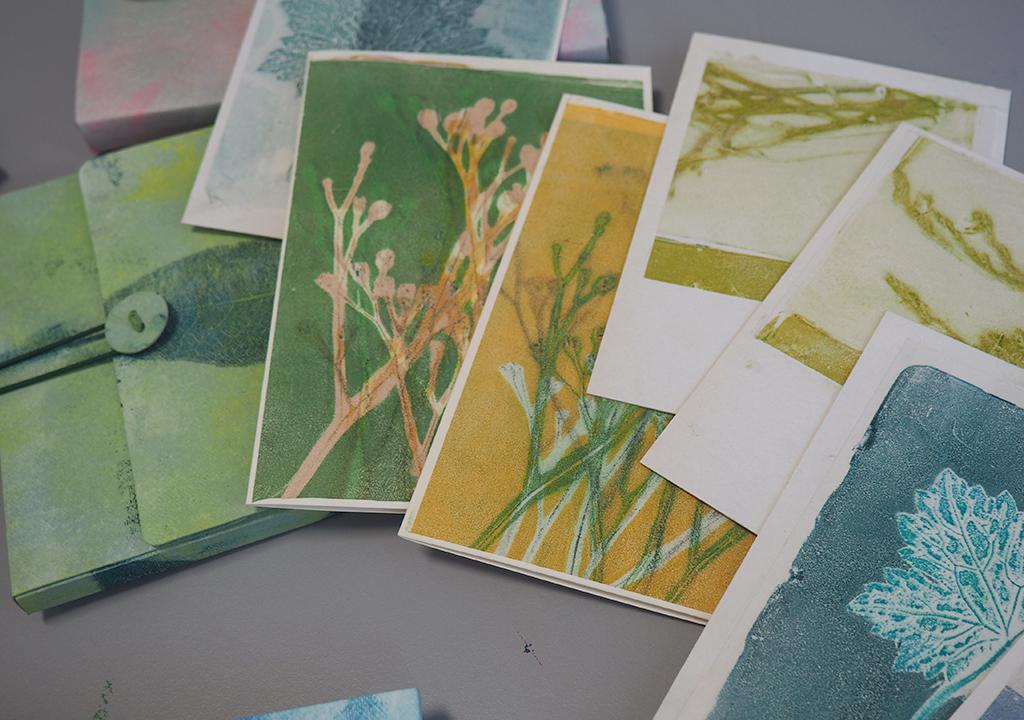 Workshop Pflanzendruck ©muellerinart
